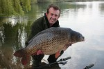 Frank Warwick with a 39lb 10oz Common taken on Century C2's