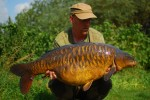Sean Leverett - another lovely looking carp